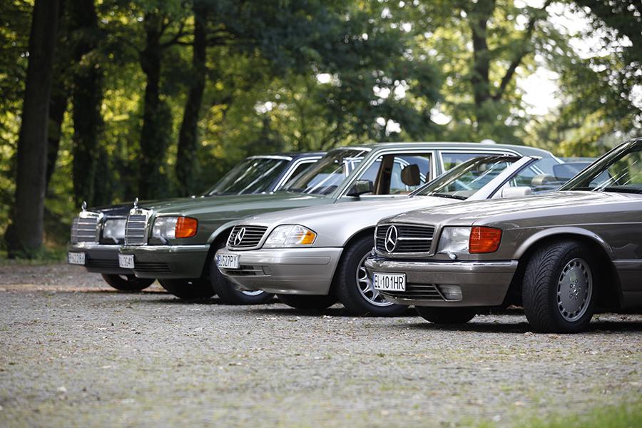 wynajem samochodów mercedesy na ślub, samochody do ślubu